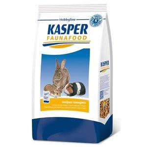 Kasper faunafood Kasper faunafood hobbyline konijnen knaagmix