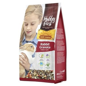 Hobbyfirst hopefarms Hobbyfirst hopefarms rabbit granola