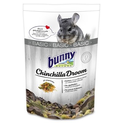 Bunny nature Bunny nature chinchilladroom basic