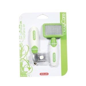 Zolux Zolux rodycare anti-klitset knaagdier groen