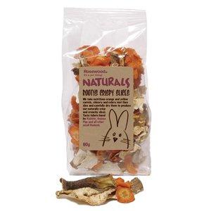 Naturals Rosewood naturals wortel/bieten chips
