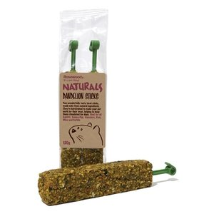 Naturals Rosewood naturals paardenbloem sticks