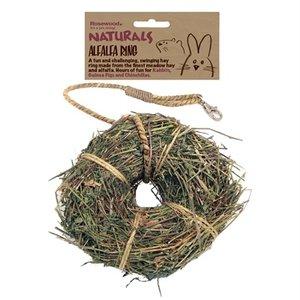 Naturals Rosewood naturals alfalfa ring hanger