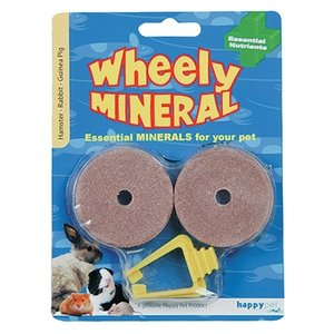 Happy pet Happy pet wheely mineraal
