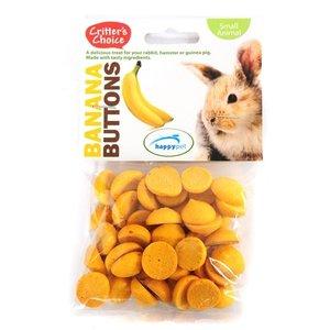 Critter's choice Critter's choice banana buttons