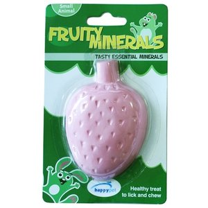 Happy pet Happy pet fruity mineral aardbei