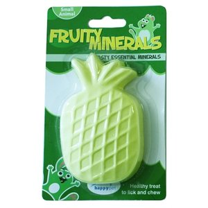 Happy pet Happy pet fruity mineral ananas
