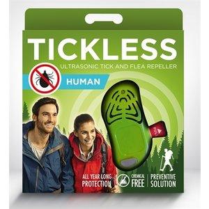 Tickless Tickless teek en vlo afweer voor mens groen