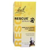 Bach Bach rescue spray pets