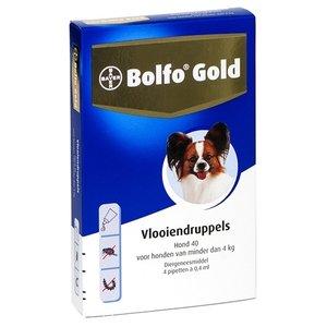 Bolfo Bolfo gold hond vlooiendruppels
