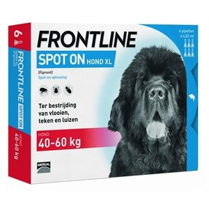 Frontline Frontline hond spot on xl