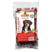 Biofood Biofood 3 in 1 hondenkoekjes met cranberry mini