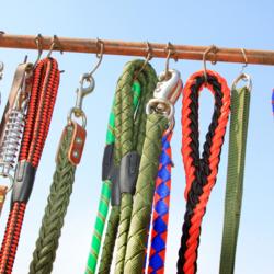 Halsbanden/lijnen nylon