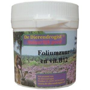 Dierendrogist Dierendrogist foliumzuur vitamine b12