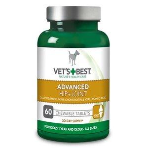 Vets best Vets best advanced hip+joint hond