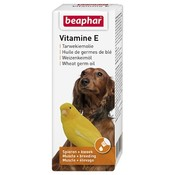 Beaphar Beaphar vitamine e tarwekiemolie