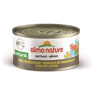 Almo 24x almo nature cat tonijn/sardines