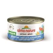 Almo 24x almo nature cat atlantic tonijn