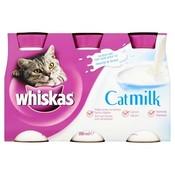 Whiskas 5x whiskas catmilk flesje