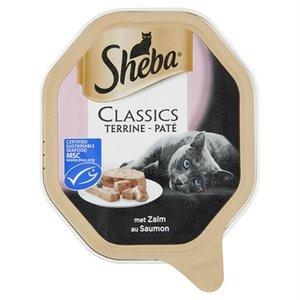 Sheba 22x sheba alu classics pate met zalm