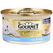 Gourmet 24x gourmet gold fijne mousse tonijn
