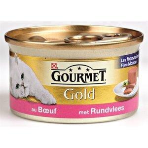 Gourmet 24x gourmet gold fijne mousse rund