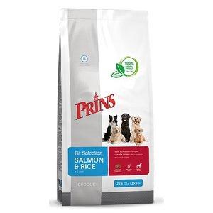 Prins Prins fit selection zalm/rijst