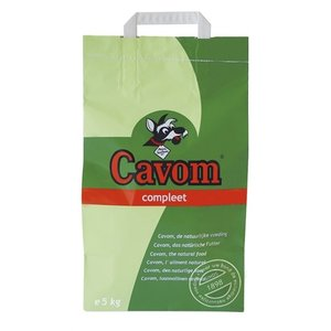 Cavom Cavom compleet