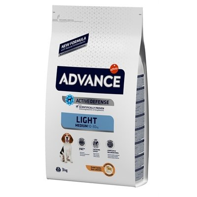 Advance Advance medium light