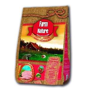 Farm nature Farm nature turkey / chicken / rice