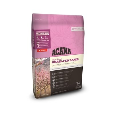 Acana Acana singles grass-fed lamb dog