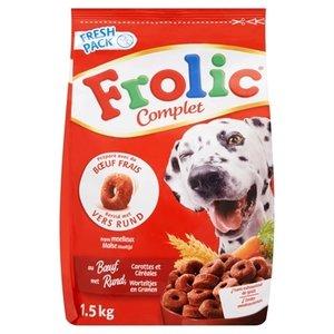 Frolic 5x frolic met rundvlees