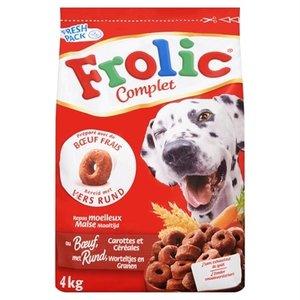 Frolic 3x frolic met rundvlees