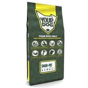 Yourdog Yourdog shar-pei pup