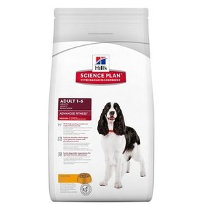 Hill's science plan Hill's canine adult advanced fitness kip