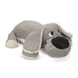 Beeztees Beeztees puppy knuffel boomba grijs