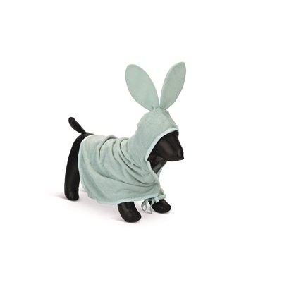 Beeztees Beeztees puppy badjas foompie groen