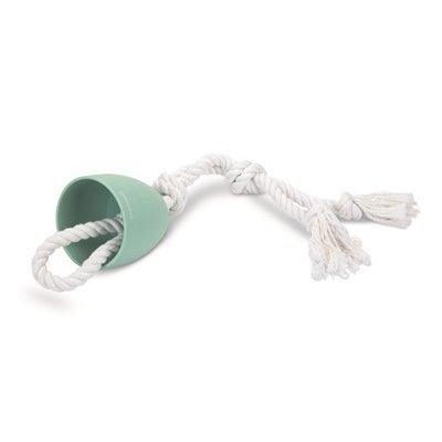Beeztees Beeztees touwtrekker pullina groen