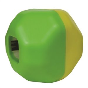 Starmark Starmark puzzle ball geel / groen