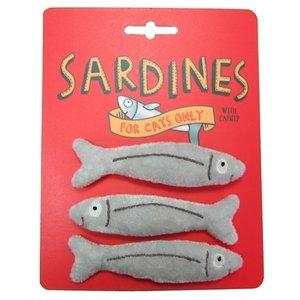 Happy meow Happy meow catnip speelgoed sardines