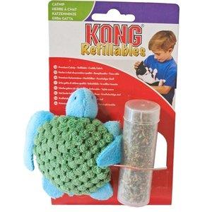 Kong Kong kat catnip turtle