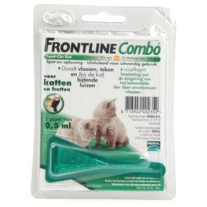 Frontline Frontline combo kittenpakket