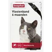 Beaphar Beaphar vlooienband kat zwart