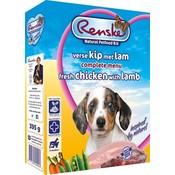 Renske 10x renske vers vlees puppy
