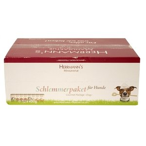 Herrmanns Herrmanns selection dog multipack blik