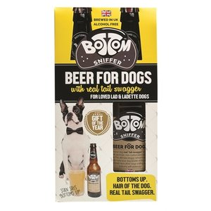 Woof&brew Bottom sniffer hondenbier duo pack