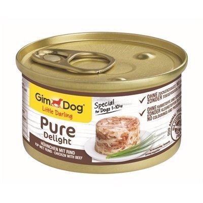 Gimdog 12x gimdog little darling pure delight kip / rund