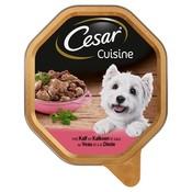 Cesar 14x cesar alu cuisine kalf / kalkoen in saus