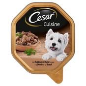 Cesar 14x cesar alu cuisine kalkoen / rund in saus
