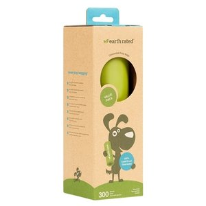 Earth rated Earth rated poepzakjes geurloos op rol